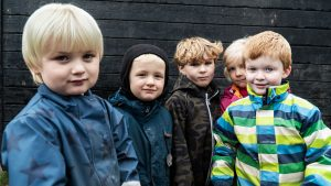 Mette Carendi giver sin analyse efter at have set Eksperimentet med vores børn