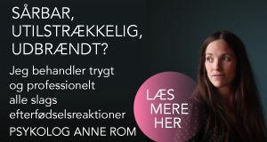 Psykolog Anne Rom