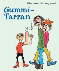Gummi-Tarzan på Mofibo
