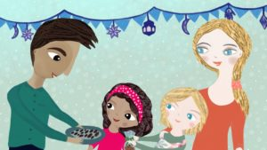 Kamilla Kaj Paulsens forslag til, hvordan man taler med børn om hudfarve.
