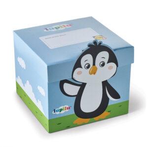 Hos Lidl kan du hente en gratis babypakke fra deres mærke Lupilu