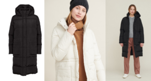 Dagmar-jakken fra Basic Apparel fås i flere farver.